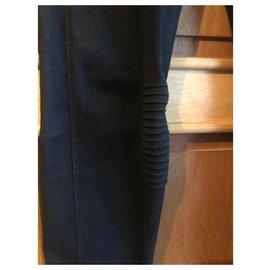Rick Owens-Pants, leggings-Black