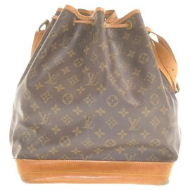 Louis Vuitton-Louis Vuitton Monogram Noe-Brown