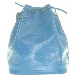 Louis Vuitton-Louis Vuitton Epi Noé-Blue