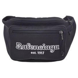 Balenciaga-Balenciaga Belt bag-Black