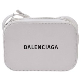 Balenciaga-Balenciaga Everyday camera bag-White