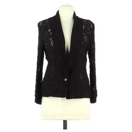 The Kooples-Vest / Blazer-Black