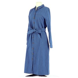 SéZane-robe-Blue