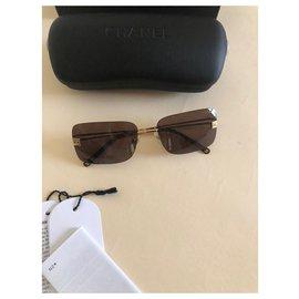 Chanel-Sunglasses-Brown