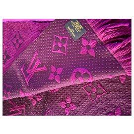 Louis Vuitton-Logomanie-Violet