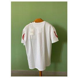 Valentino Garavani-Tshirt nouveau-Blanc