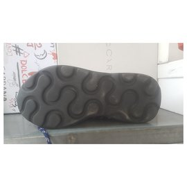 Stella Mc Cartney-chaussures stella mcCARTNEY NEW-Blanc