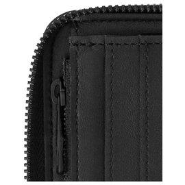 Louis Vuitton-Louis Vuitton mens wallet-Black