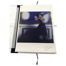 Chanel-CHANEL PHOTO DE KARL LAGERFELD + PORTE PHOTO CHANEL-Autre