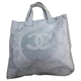 Chanel-Cabas chanel neuf-Gris