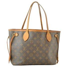 Louis Vuitton-Louis Vuitton Neverfull PM-Marron