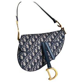 Christian Dior-Handtaschen-Blau