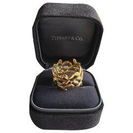 Tiffany & Co-Feuille D'olivier /Olive Leaf-Doré