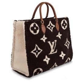 Louis Vuitton-LV Onthego Teddy new-Brown