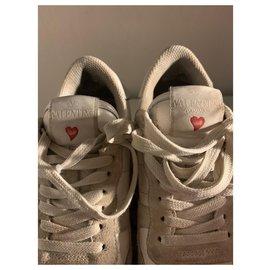 Valentino Garavani-sneakers-Beige