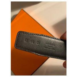 Hermès-Belts-Black