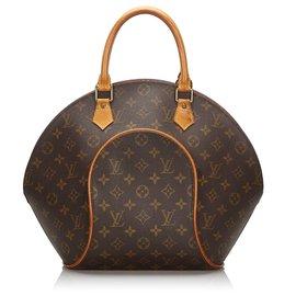 Louis Vuitton-Ellipse Monogram Brown Louis Vuitton MM-Marron