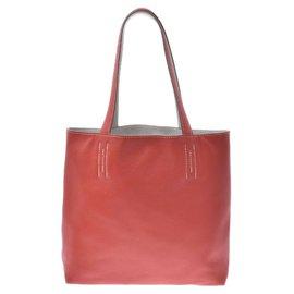 Hermès-Hermès lined Sens 36-Red