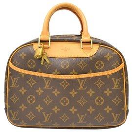 Louis Vuitton-Louis Vuitton Trouville-Marron