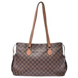 Louis Vuitton-Louis Vuitton Damier Columbine-Brown