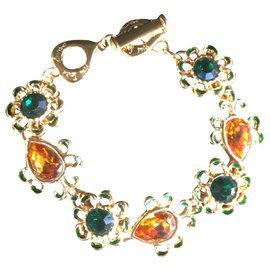 Yves Saint Laurent-Bracelets-Multicolore