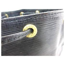 Louis Vuitton-NOE GM CUIR EPI NOIR-Noir