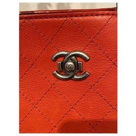 Chanel-Totes-Orange