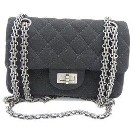 Chanel-CHANEL MINI 2.55-Noir