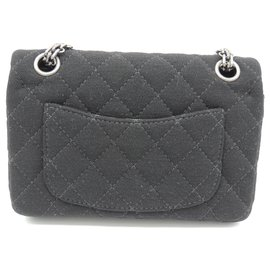 Chanel-Chanel mini 2.55-Black