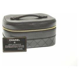Chanel-Chanel Vanity-Noir