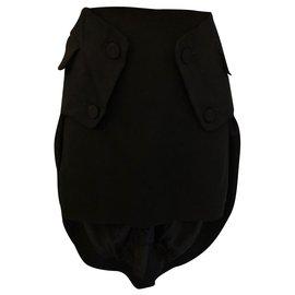 Alexander Wang-Skirts-Black