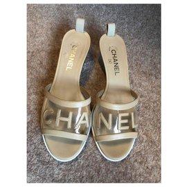 Chanel-Mule-Beige