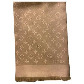 Louis Vuitton-Monogramme châle-Sable