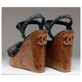 Chanel-Des sandales-Autre