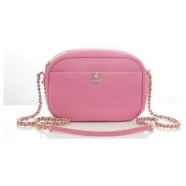 Chanel-New Chanel camera bag-Pink