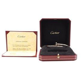 Cartier-cartier 18K 750 Taille de manchette en forme d'ongle Juste Un Clou 19-Doré