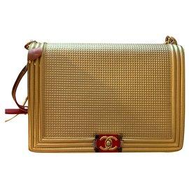 Chanel-Boy Dubai Edition-Golden