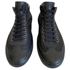 Jimmy Choo-sneakers-Noir