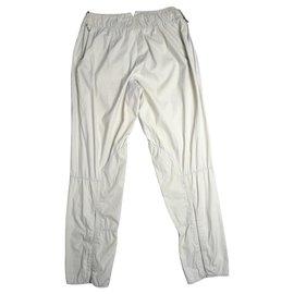 Prada-Un pantalon, leggings-Beige