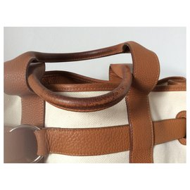 Hermès-Hermes Small Belt-Eggshell