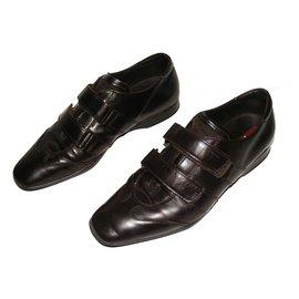 Prada-Sneakers-Brown