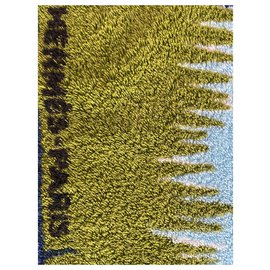 Hermès-beahc towel-Light blue