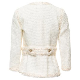 Chanel-Chanel Lesage tweed jacket-Multiple colors