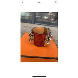 Hermès-dog collar-Red