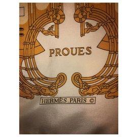 Hermès-Proues-Argenté