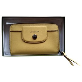 Longchamp-Game On Model-Mustard