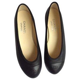 Chanel-uniforme-Noir