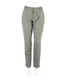 Apc-Pantalon-Gris