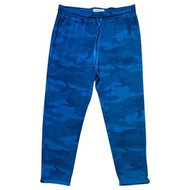 Current Elliott-Un pantalon, leggings-Bleu