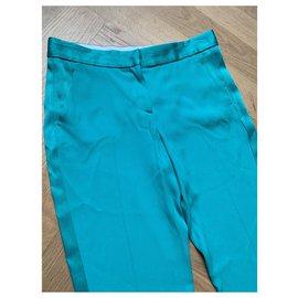 Tara Jarmon-Un pantalon, leggings-Vert